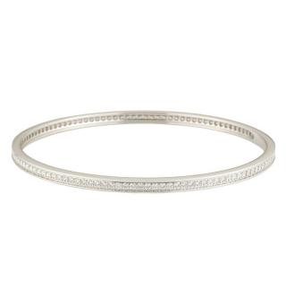 Cartier White Gold Diamond Set Bracelet