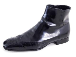 Tod's Men's Leather Ankle Boots