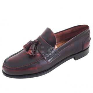 Joseph Cheaney tassel loafers