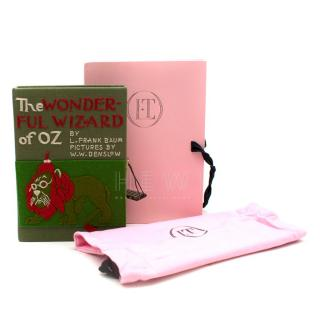Olympia Le Tan The Wonderful Wizard of Oz Clutch Bag