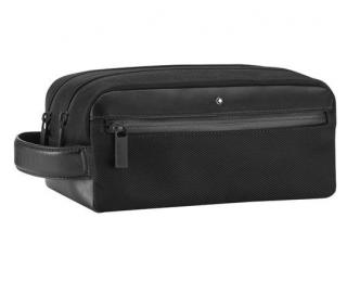 Montblanc My NightFlight Black Wash Bag