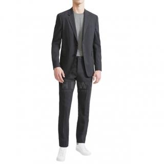 Theory Men's Malcom Black Tailored Jacket