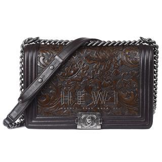 Chanel Dallas Cordoba Le Boy Bag