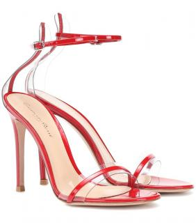 Gianvito Rossi G-String Red Sandals