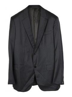 Valentino Men's Cashmere Pinstripe Jacket