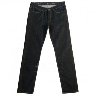 7 For All Mankind The Slim Ashville Rinse Jeans