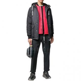 Raeburn Men's Quilted Field Jacket