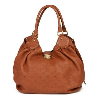 Louis Vuitton Caramel Mahina Tote Bag