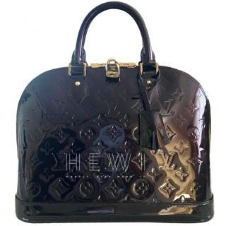 Louis Vuitton Vernis Alma Tote