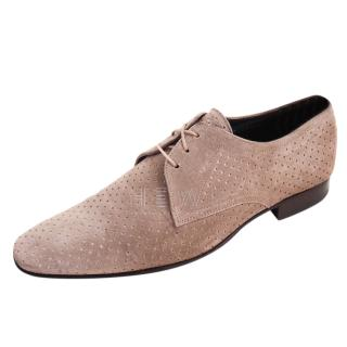 Hugo Boss Suede Oxford Brogues
