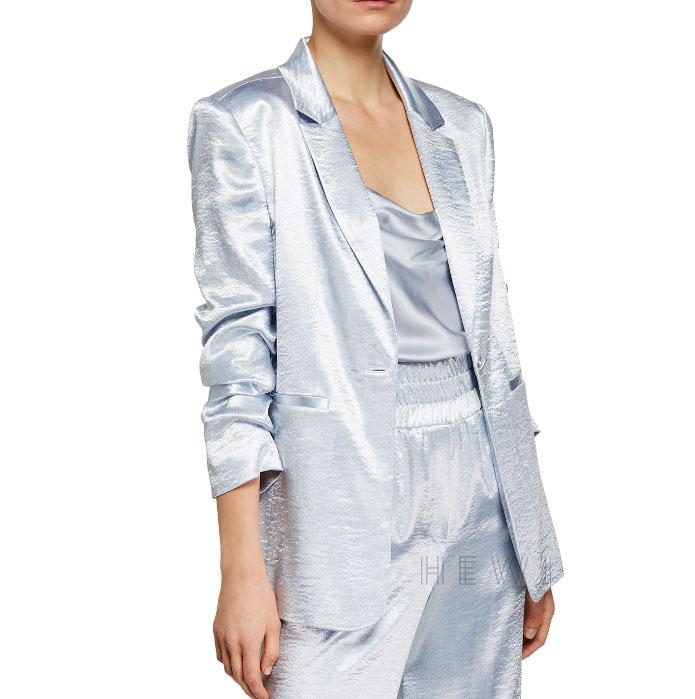 Cinq A Sept Kylie Jacket in Mercury