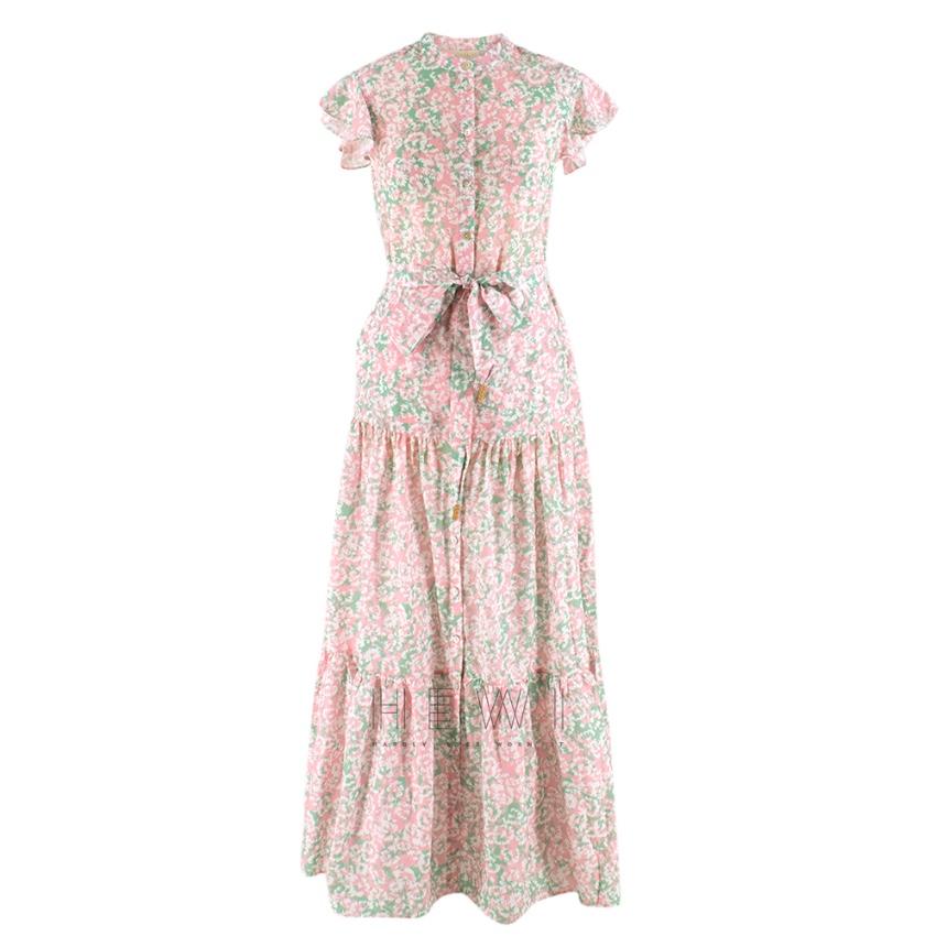 Paloma Blue isabel floral dress