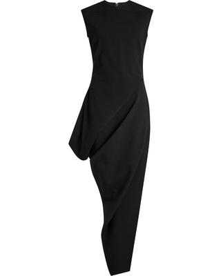 Rick Owens Rick Owens Draped Asymmetric Dress