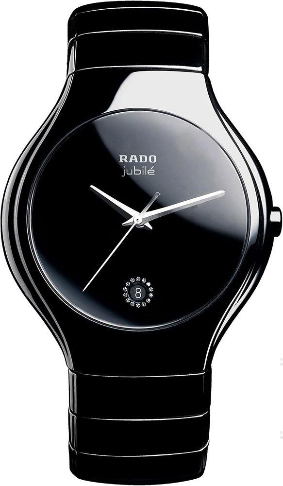 Rado Jubile DiaStar Black Men's Watch