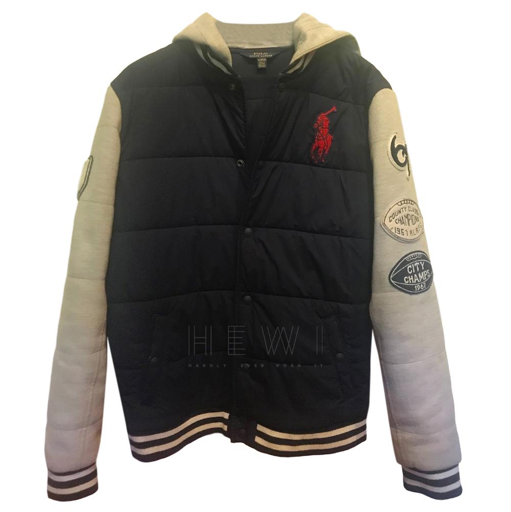Polo Ralph Lauren Hooded Bomber Jacket