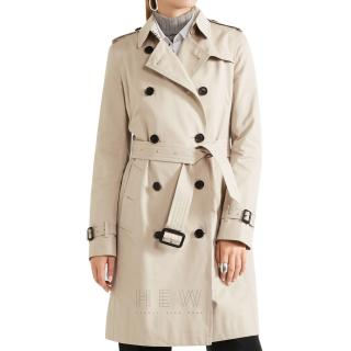 Burberry Classic Double Breasted Trench Coat