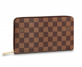 Louis Vuitton Zippy Organizer in Damier Ebene