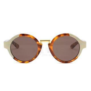 Mr Boho Tortoiseshell Fitzroy Sunglasses W/ classical lenses