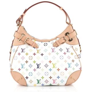 Louis Vuitton Greta Multi-Coloured Monogram Bag