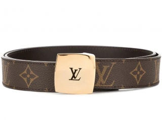 Louis Vuitton Monogram Belt