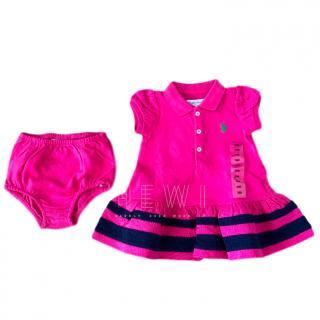Ralph Lauren Dress & Bloomers