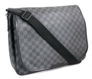 Louis Vuitton Daniel Damier Graphite GM Bag