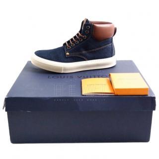 Louis Vuitton Goncourt Sneakers