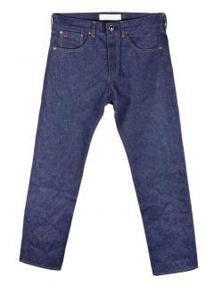 Victoria Beckham high rise blue jeans