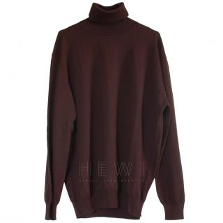 Ermenegildo Zegna Men's Wool Jumper