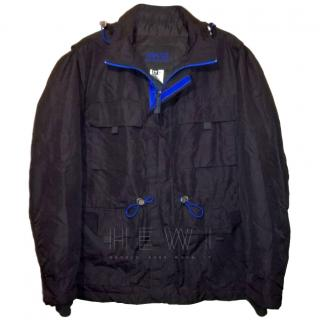 Versace Jeans Couture Hooded Sport Jacket