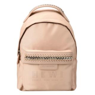 Stella McCartney Pink Falabella Go Backpack
