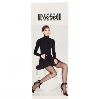 Wolford Limited Edition Satin Rose Gaiters