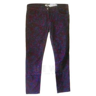 Claudie Pierlot Paisley Jeans