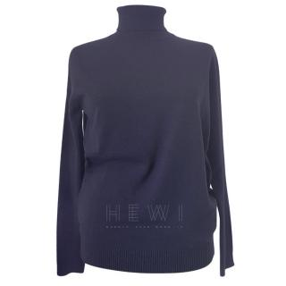 Max Mara Roll Neck Knit Jumper