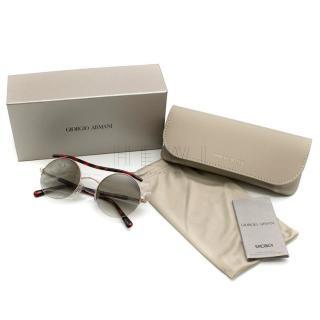Giorgio Armani Wavy Catwalk Sunglasses