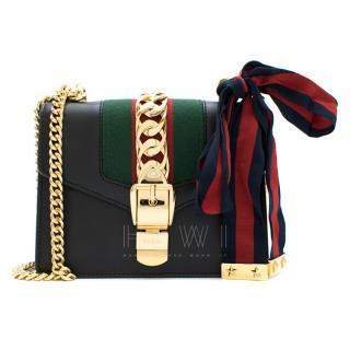 Gucci Sylvie Leather Mini Chain Bag - New Season