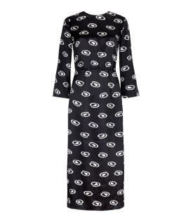 Rixo Sheena silk dress