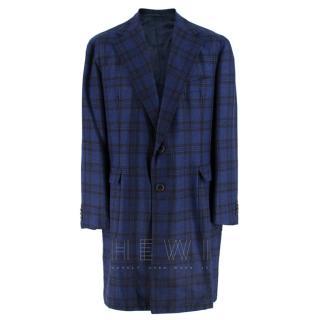 Gerrano Solito Bespoke Checked Single Breasted Jacket