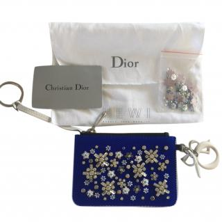 Dior Blue Fusion Coin Purse