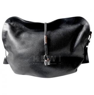 Celine Bittersweet Black Leather Tote