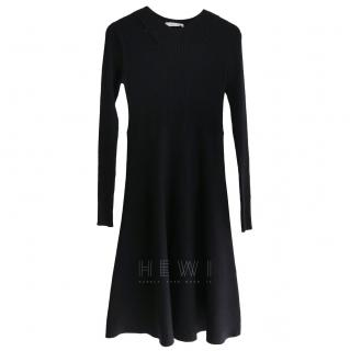 Dorothee Schumacher Wool Blend Midi Dress
