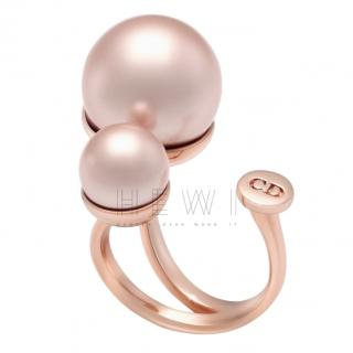 Dior Pink Gold Ultra Dior Pearl Ring