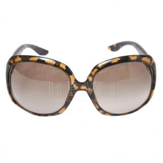 Dior Glossy 1 Oversized Sunglasses