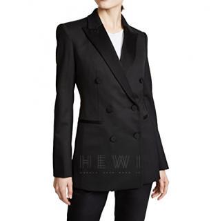 Theory black tuxedo blazer/jacket