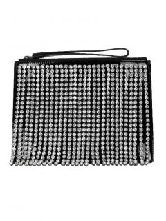 Christopher Kane crystal embellished clutch