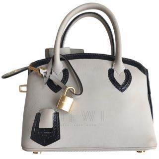 Louis Vuitton limited edition grey mini bag
