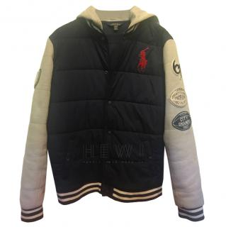 Polo Ralph Lauren Hooded Bomber Jacket