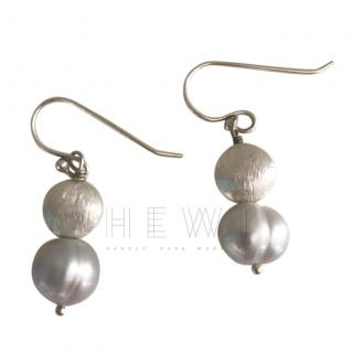 Marie-Helene De Taillac pearl-drop earrings