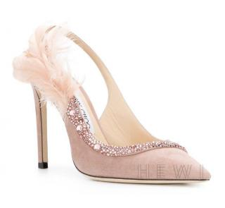 Jimmy Choo Tacey 100 Court Shoes