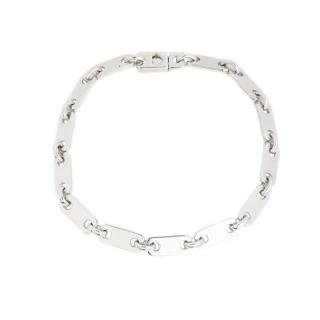 Cartier 18k White Gold Bracelet